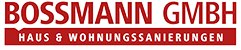 Bossmann Mannheim-Heidelberg | Sanierung und Renovierung aus einer Hand Logo
